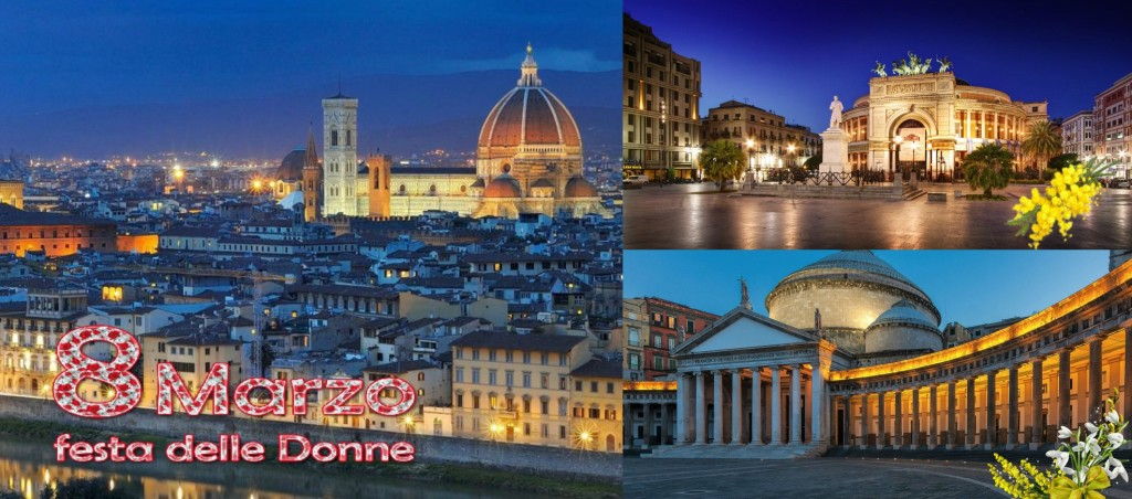 Napoli Firenze Palermo