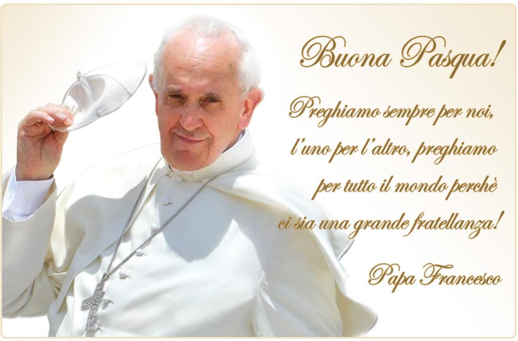 Papa Francesco Pasqua