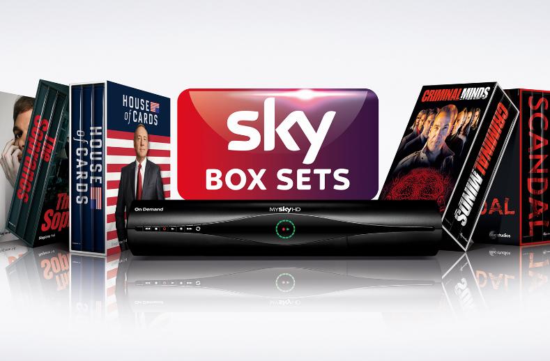 Sky lancia Sky Box Sets: ecco come funziona, quanto costa ...