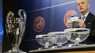 Sorteggi Champions League quarti 2016