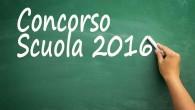 concorso scuola 2016 prove