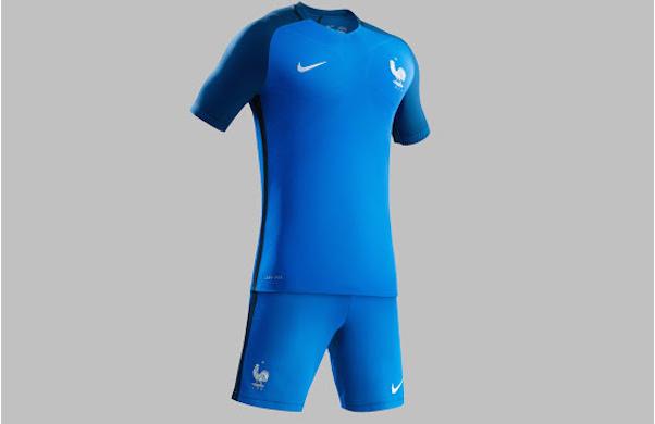 europei 2016 maglia francia