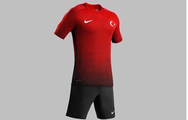 europei 2016 maglia turchia