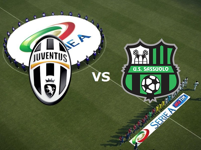 juventus-sassuolo streaming gratis