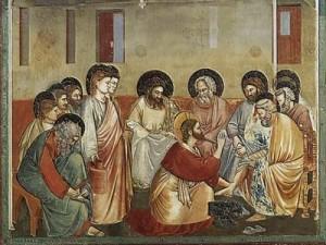 Gioved santo 2016 significato lavanda dei piedi di papa for Cabina di 300 piedi quadrati