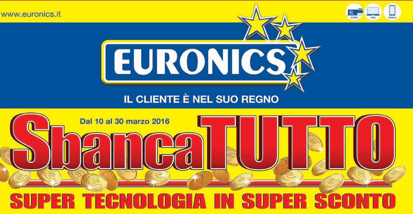volantino mediaworld euronics