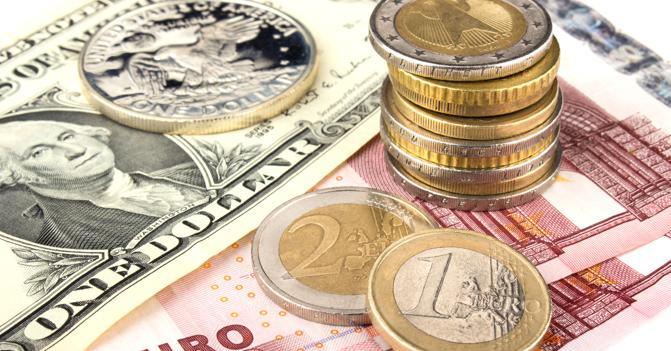 Cambio euro dollaro su forex