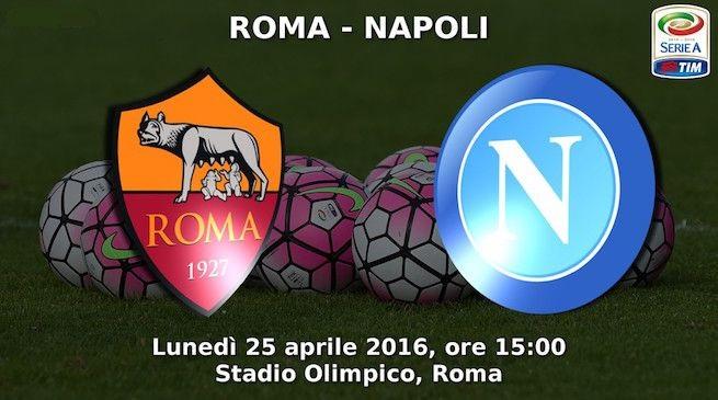 Roma-Napoli 2016