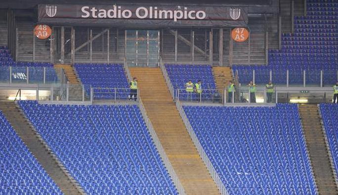 lazio-roma stadio