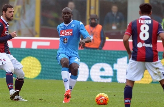 napoli-bologna streaming