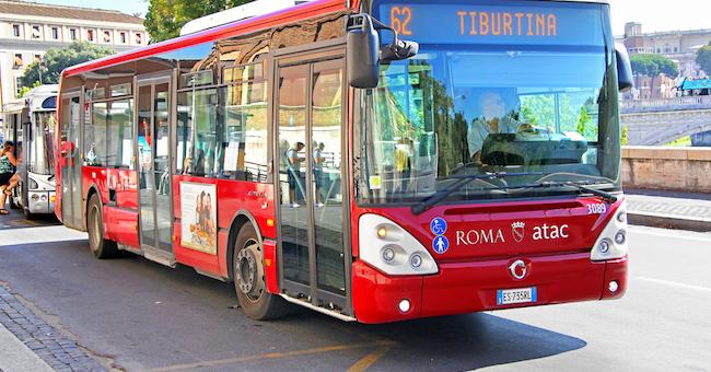 sciopero roma mezzi