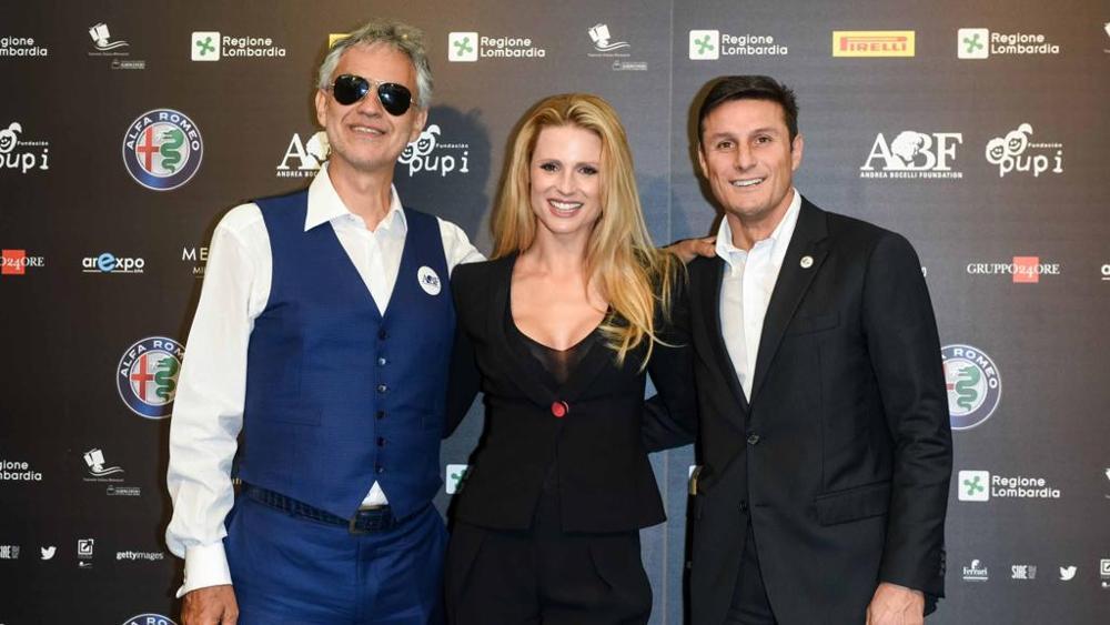 Bocelli and Zanetti