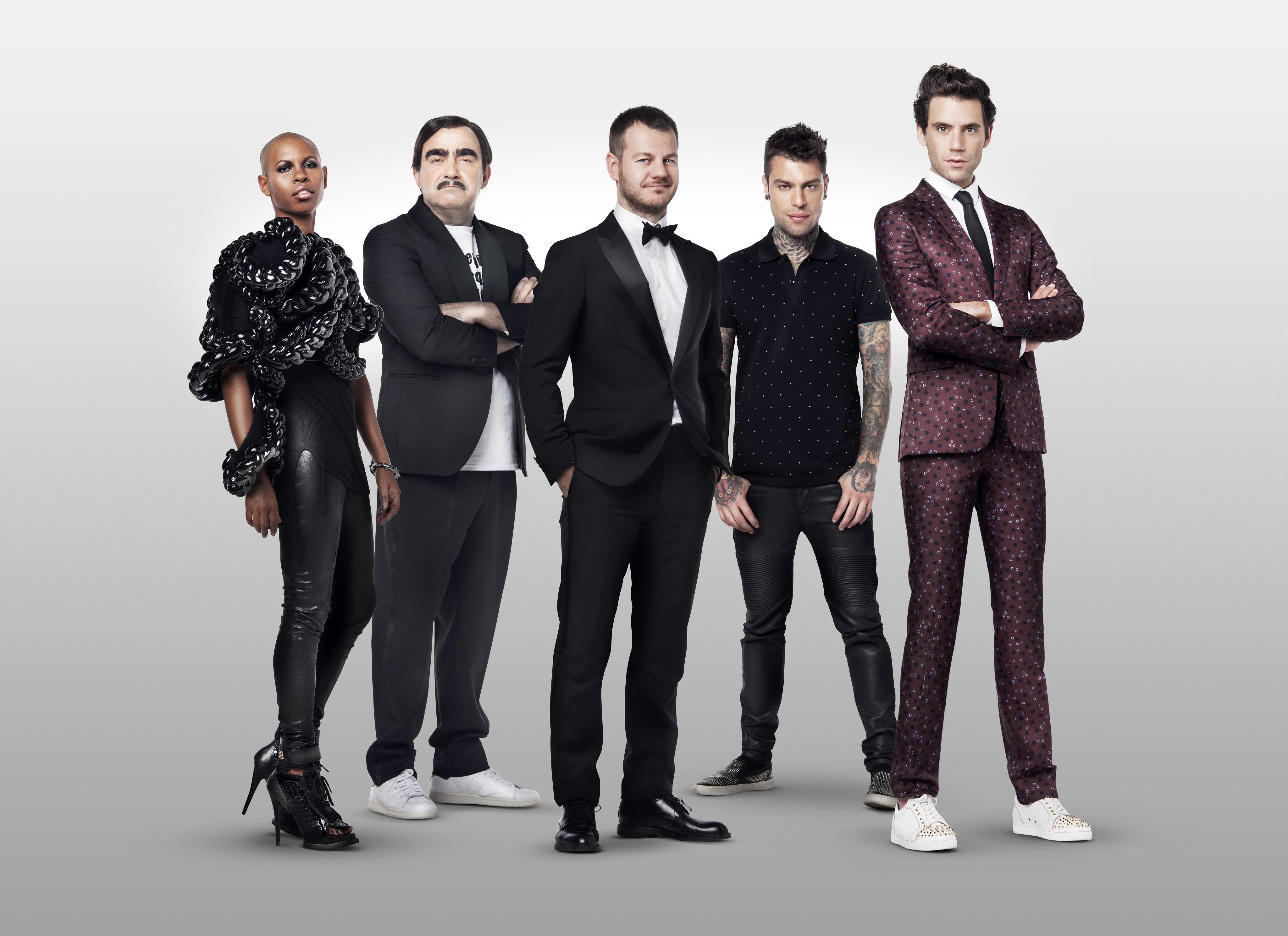 X Factor 10, svelati i nuovi giudici
