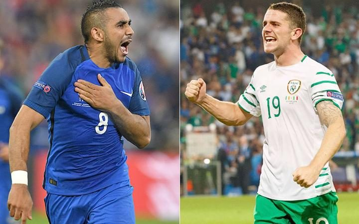 Francia-Irlanda Streaming Live Rojadirecta (Euro 2016)