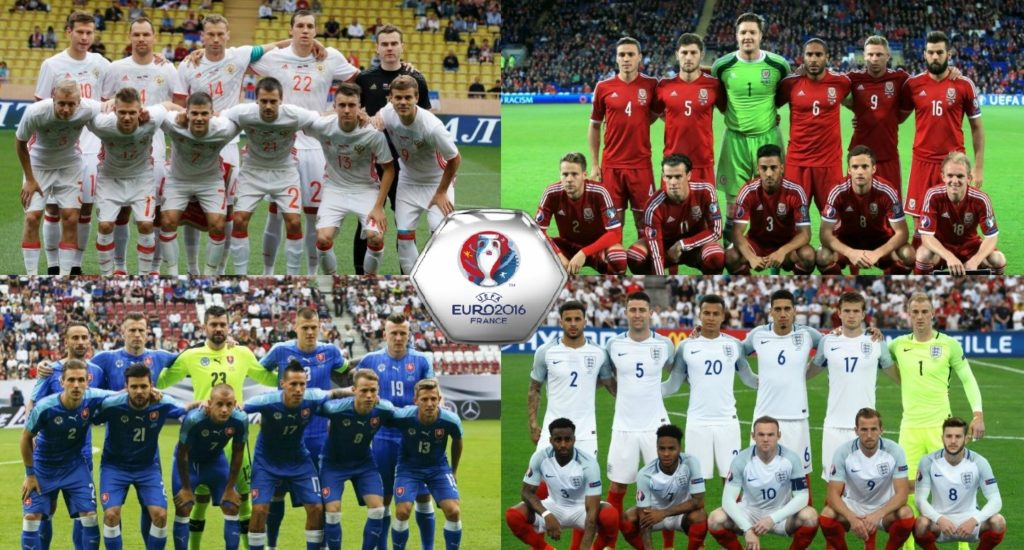 Slovacchia-Inghilterra