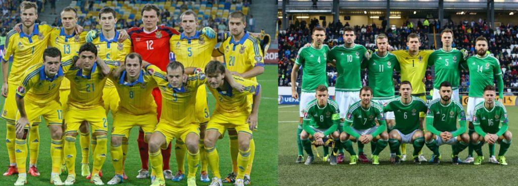 Ucraina Irlanda del Nord
