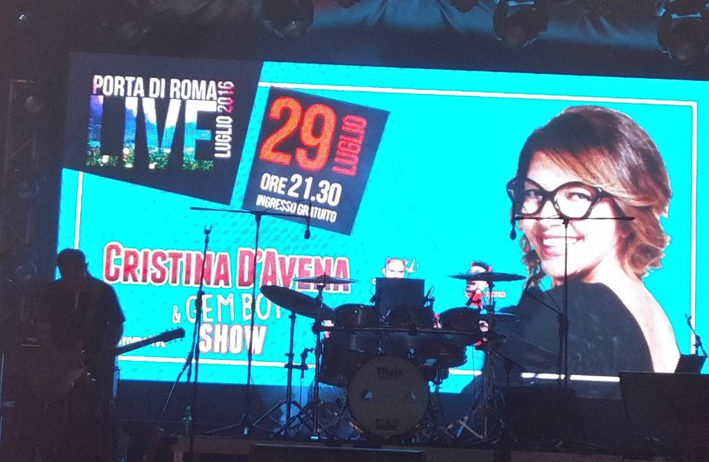 Cristina D'Avena 2016