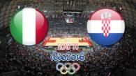 italia-croazia basket streaming