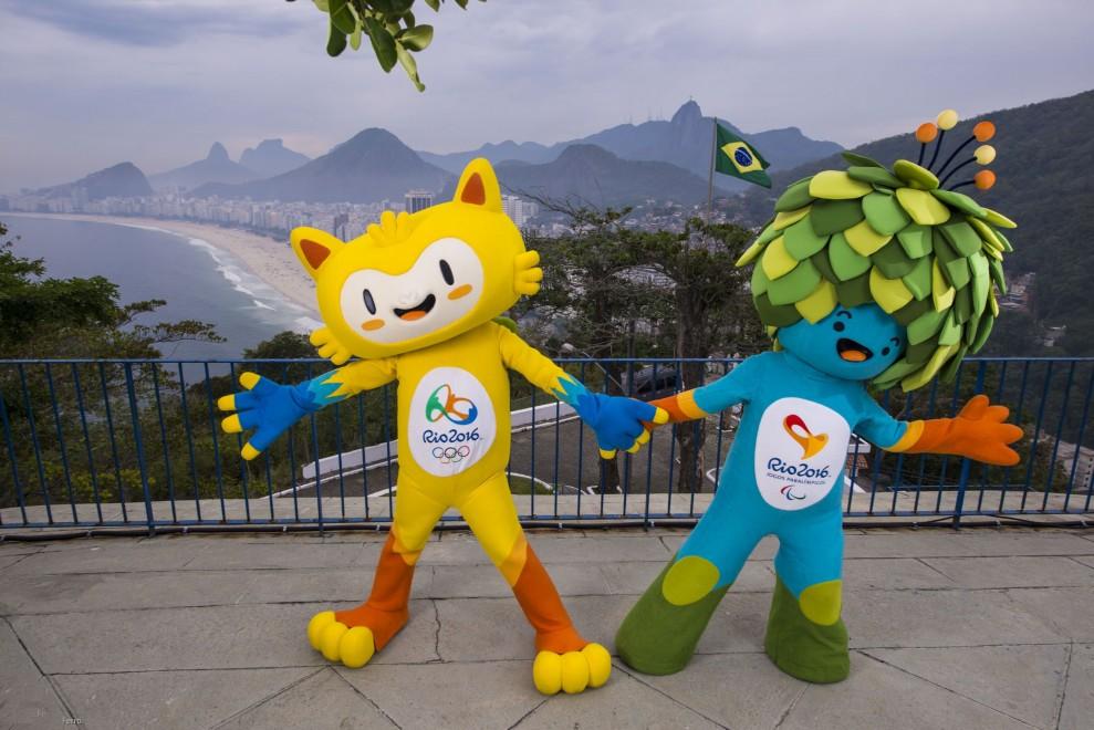 mascotte Rio 2016