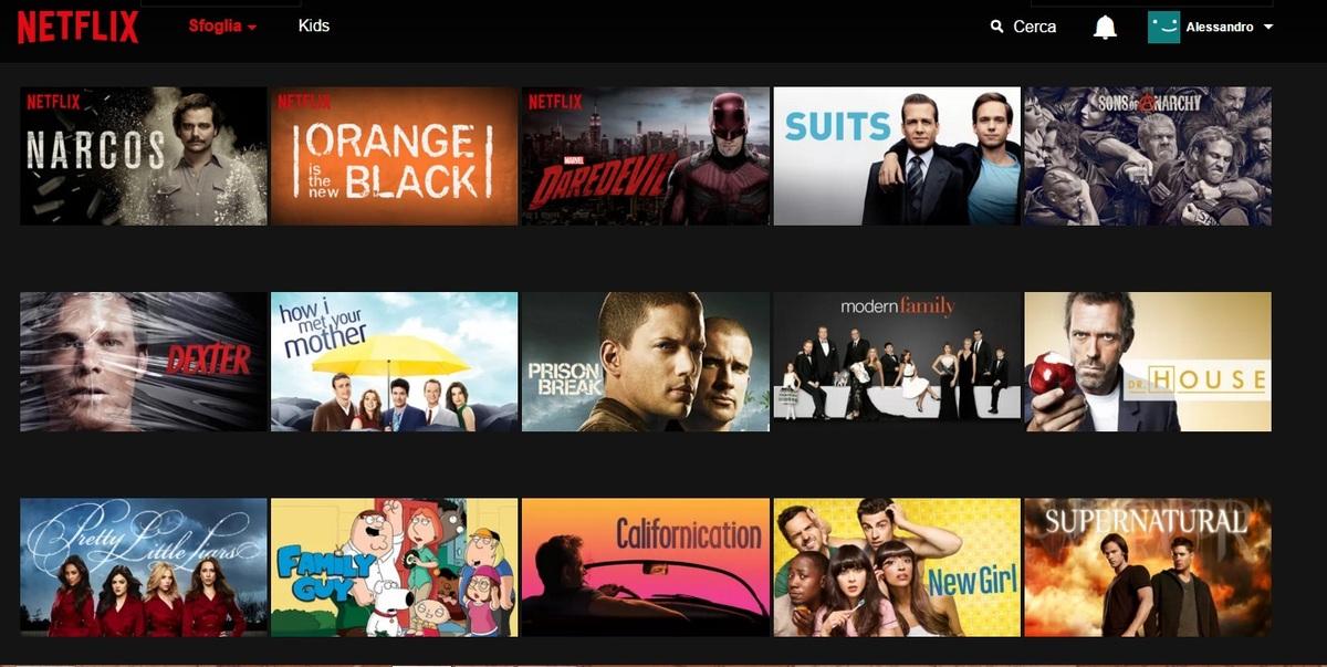 serie tv hard streaming telefilm