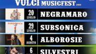 Vulci Music Fest 2016