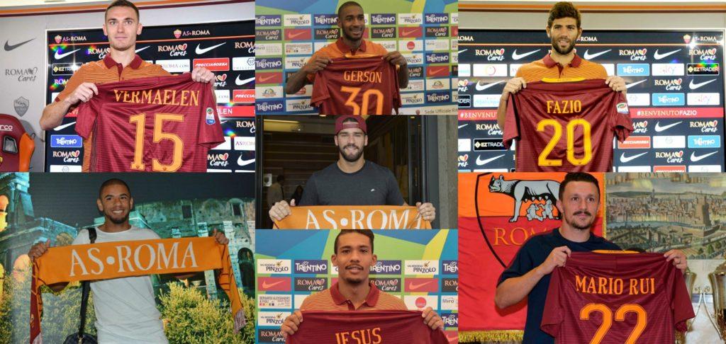 As Roma 2017