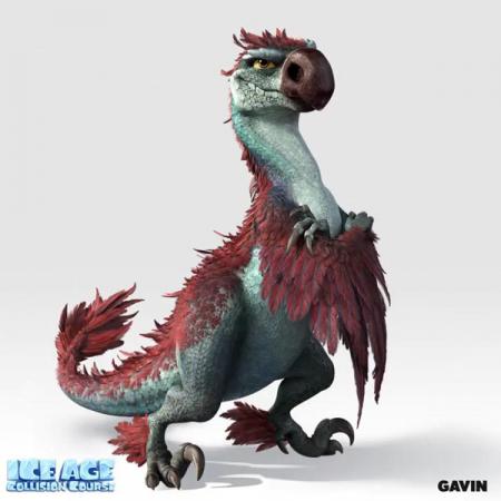 Gavin l'era glaciale 5