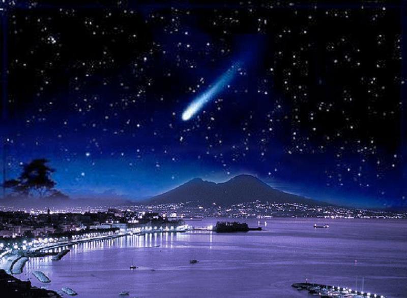 Una pioggia di stelle cadenti per la notte di San Lorenzo