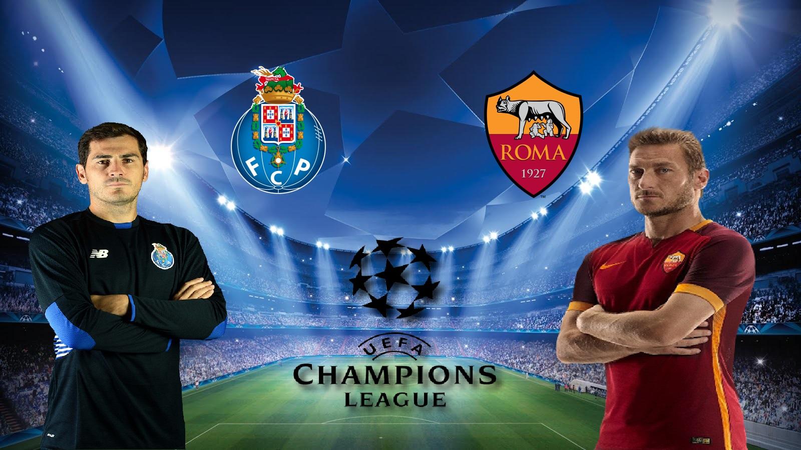 Roma Porto In Tv: Probabili Formazioni, Quote, Diretta Tv E Streaming Gratis