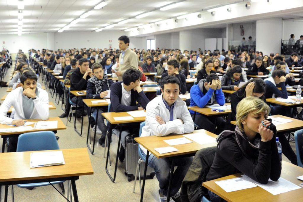 Test Università 2016