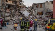 diventare volontario terremoto