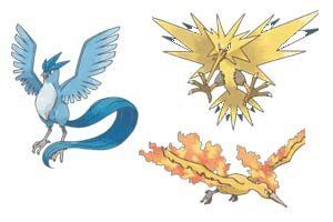 pokemon leggendari uccelli