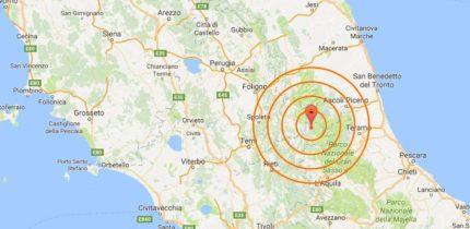 vittime terremoto 24 agosto 2016