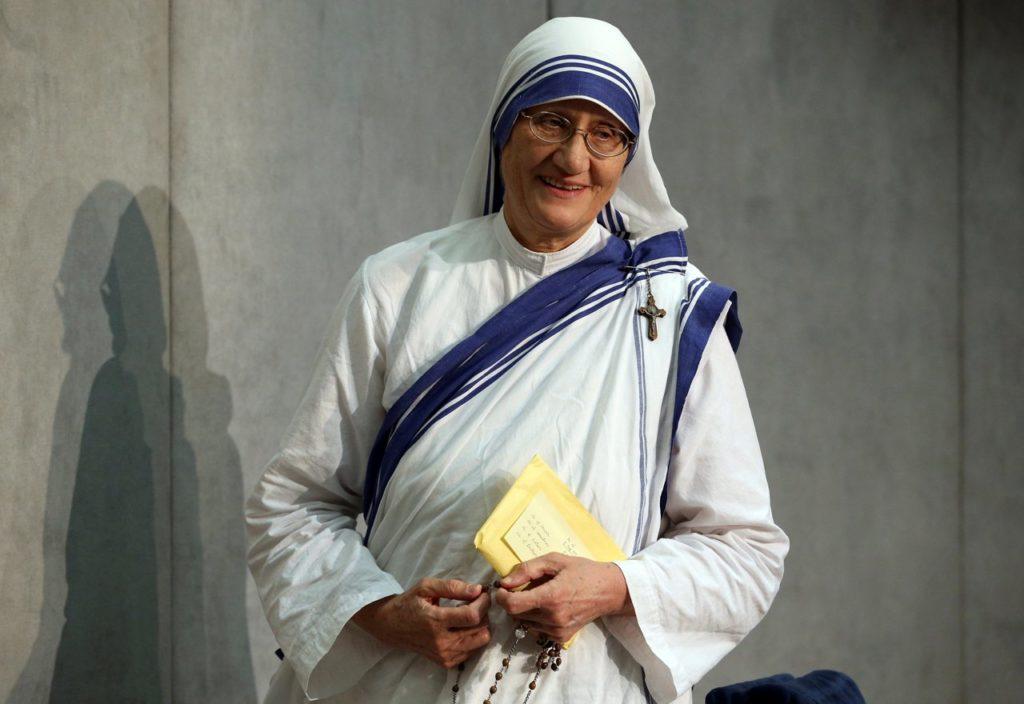 madre teresa di calcutta santificazione