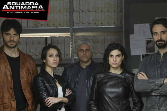 Anticipazioni Squadra Antimafia 8 seconda puntata del 15 settembre spoiler