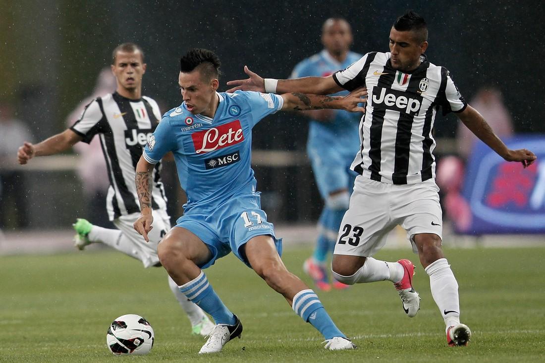 Streaming Gratis Juventus Napoli Online Link Siti Diretta Live Su Internet Alternative