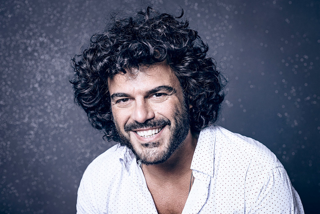 Francesco Renga, nuovo album e due concerti all'Arena di Verona e al Teatro Antico di Taormina nel 2019