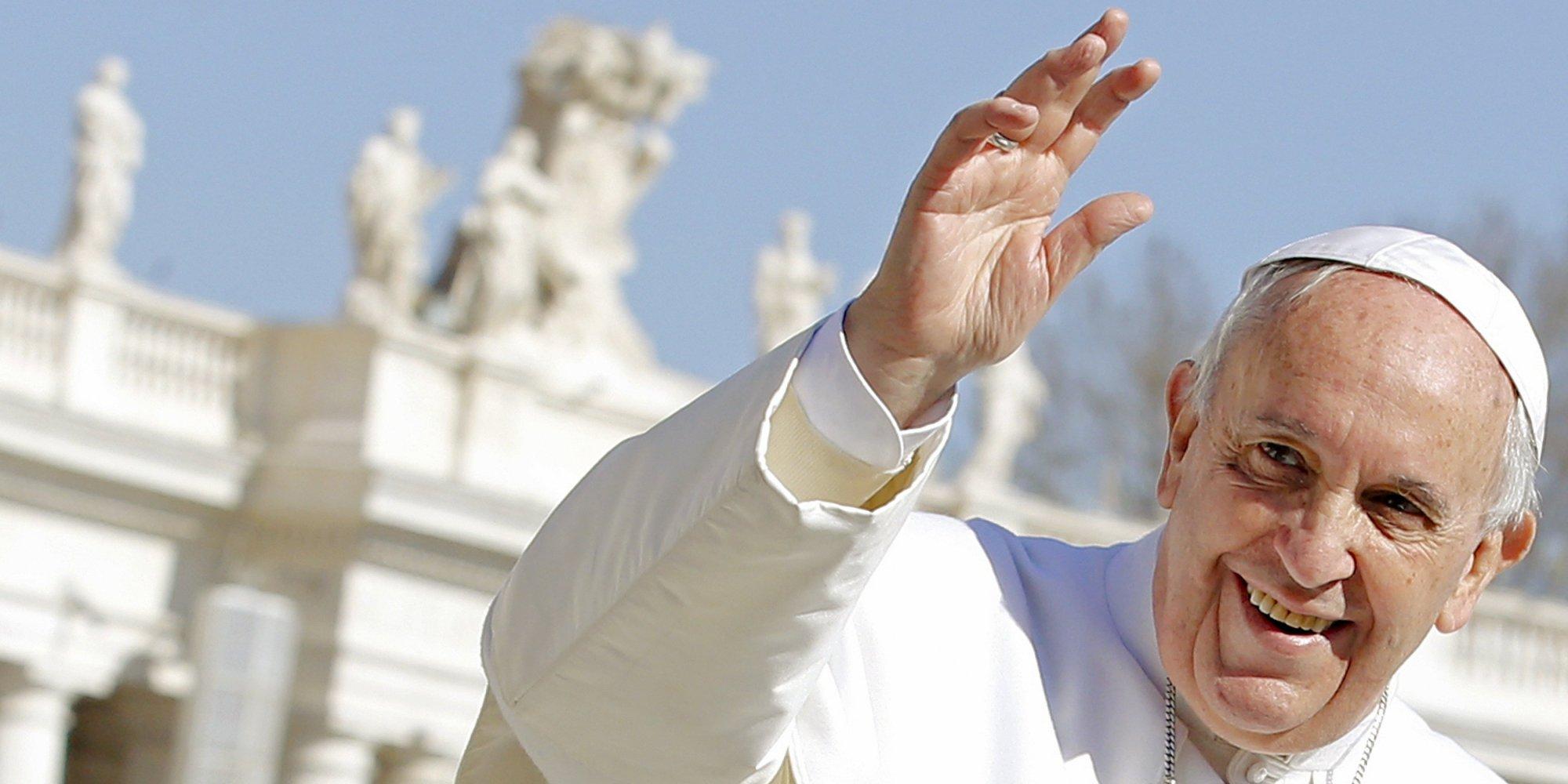 Risultati immagini per foto di papa francesco con frasi