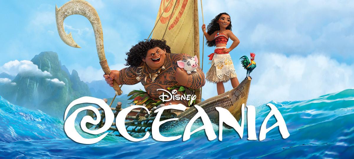 Recensione oceania nuovo cartone animato disney