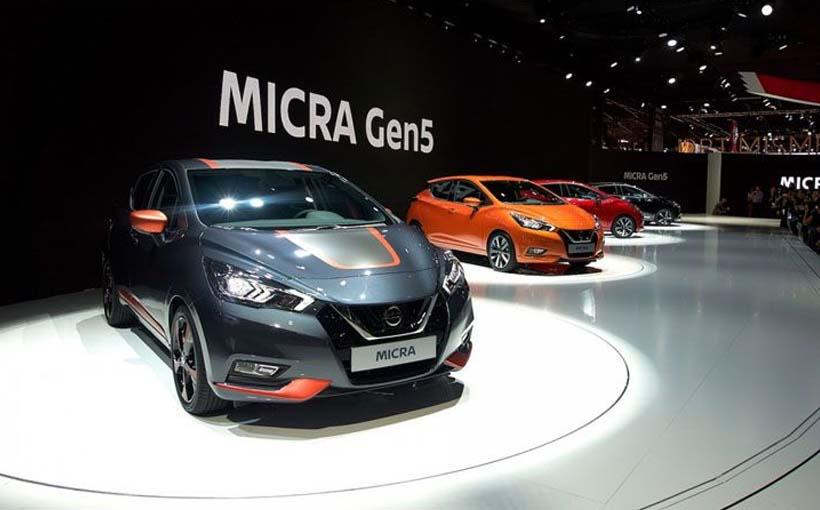 Nuova nissan micra 2017 prezzo offerte foto interni for Nissan offerte speciali