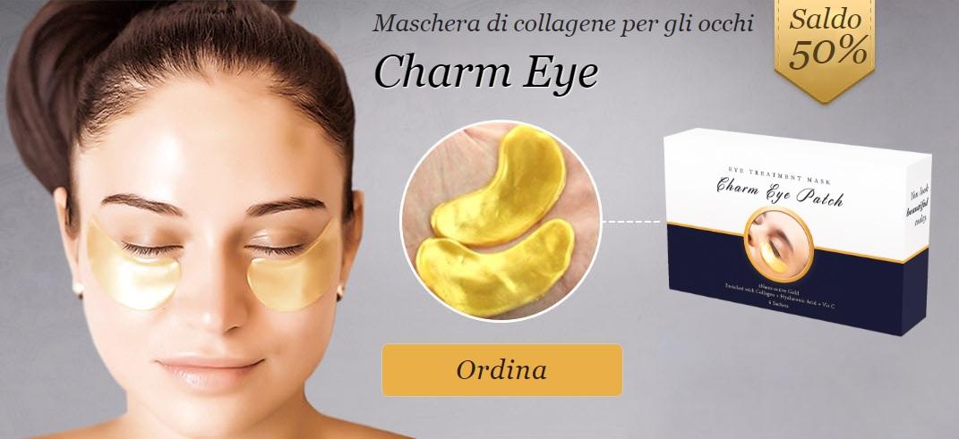 Charm Eye Patch