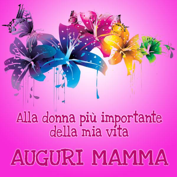 Bien-aimé Frasi Buon Compleanno Mamma: auguri originali e divertenti  TT41