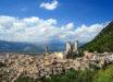 landscape of abruzzo