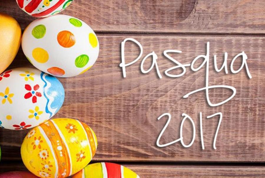 Immagini auguri di buona pasqua 2017 cartoline divertenti for Costo canone rai 2017