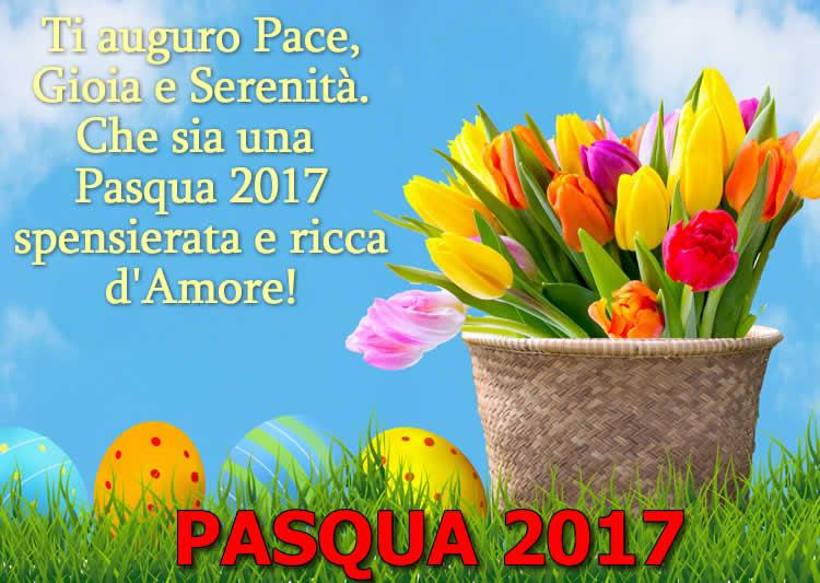 Estremamente Immagini Auguri di Buona Pasqua 2017: cartoline divertenti e  GG24