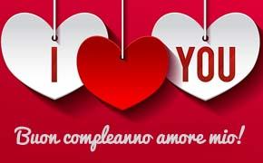 buon compleanno amore mio 1