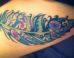 tatuaggio piuma significato