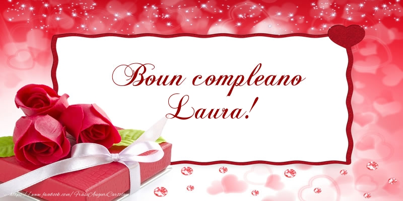 Molto Buon Compleanno Laura: frasi e immagini di auguri per una persona  FI82