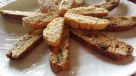 Biscotti secchi senza olio di palma