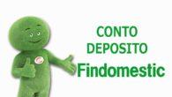 conto deposito findomestic